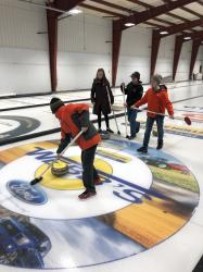 Picture number 1 from the photo album called Curling