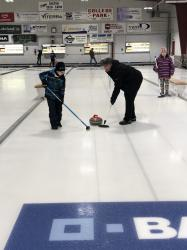 Picture number 3 from the photo album called Curling
